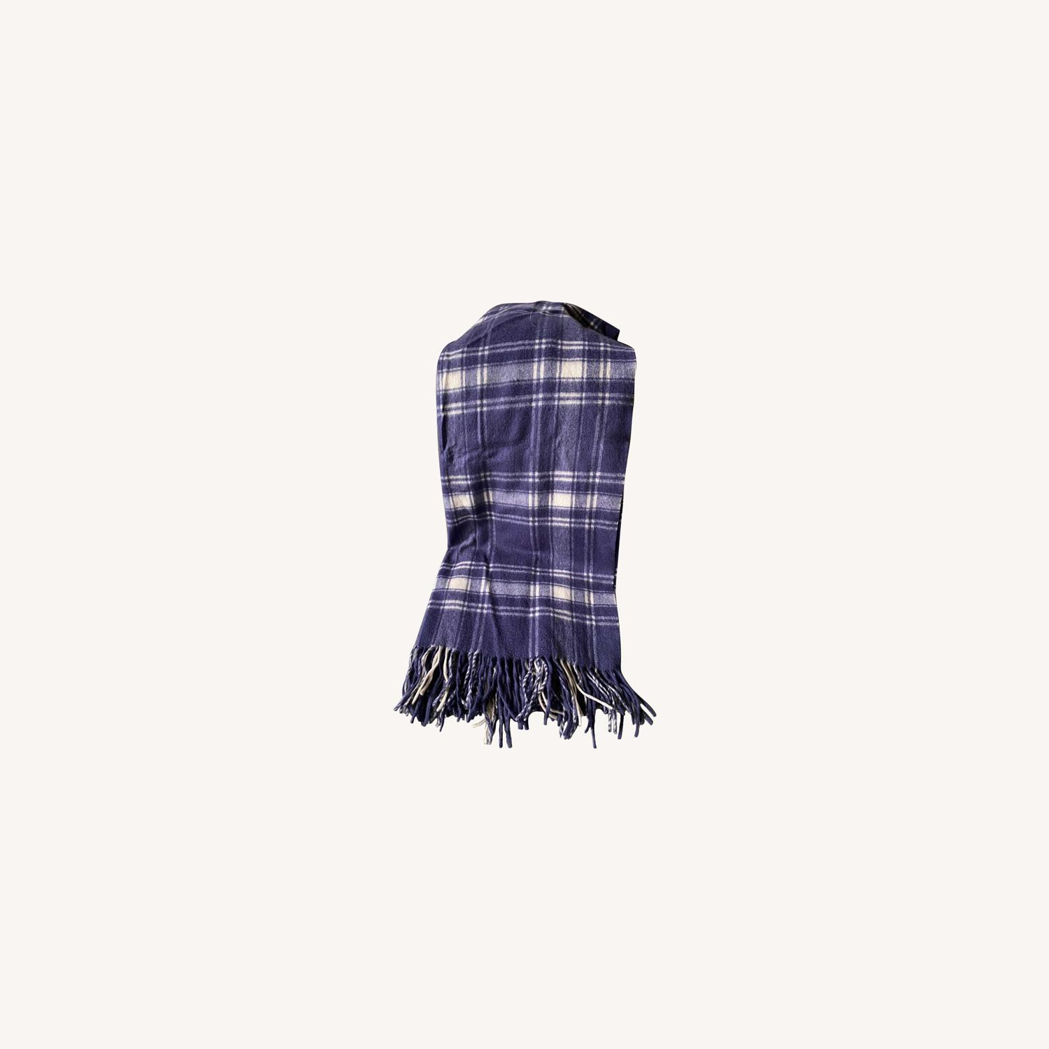 Williams Sonoma Cashmere-Wool Throw - image-0