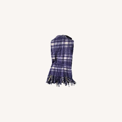 Used Williams Sonoma Cashmere-Wool Throw for sale on AptDeco