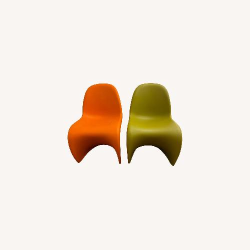 Used Vitra Verner Panton ForVitra Chairs for sale on AptDeco