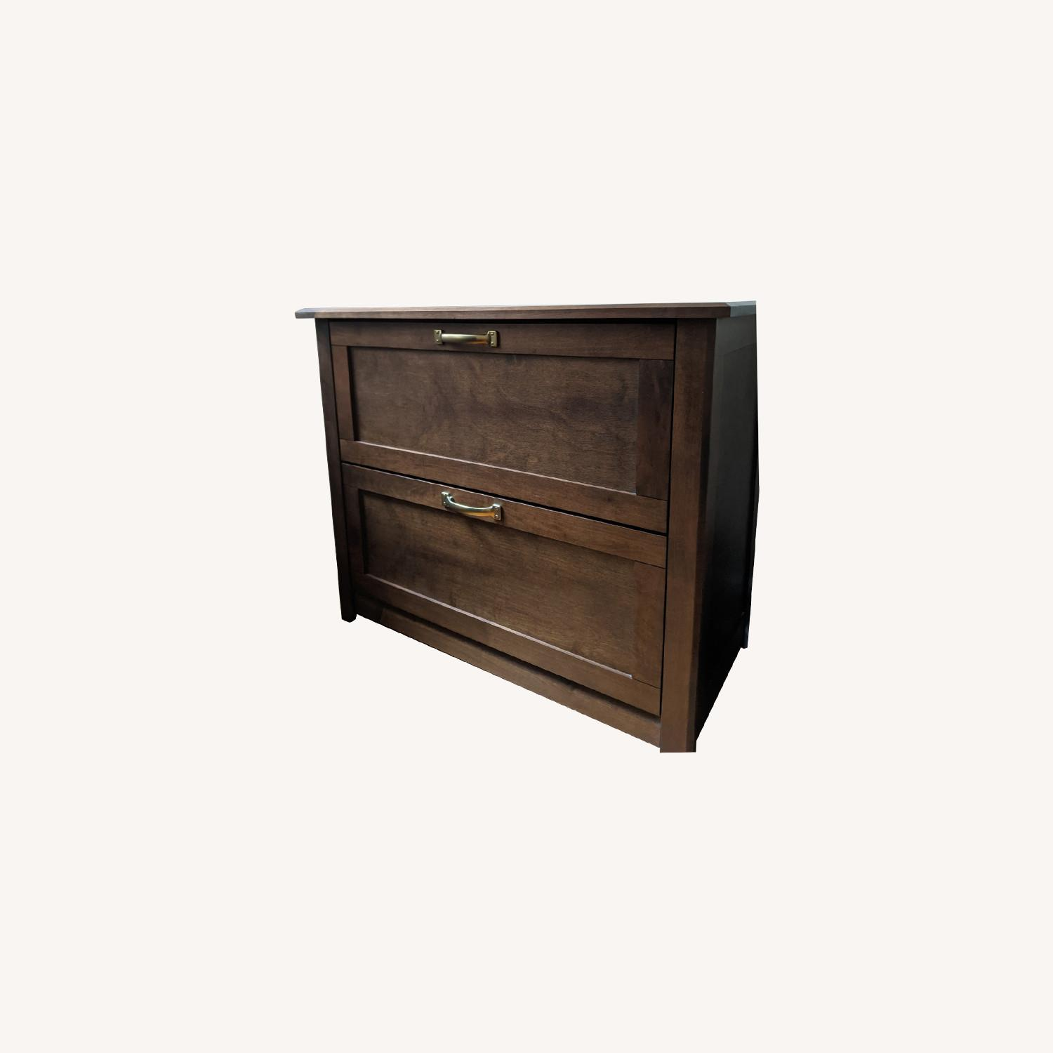 Baronet Office File Cabinet - image-0