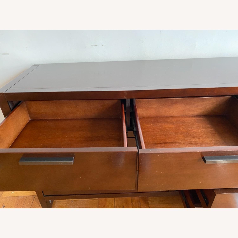 Casana 7 Drawer Dresser in Cherry Finish - image-3
