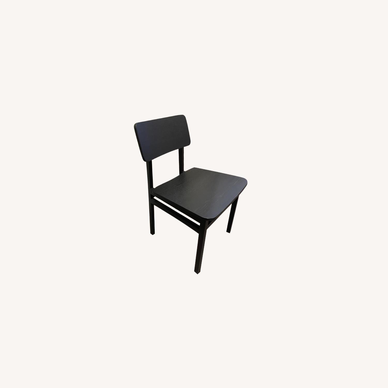 Scandinavian Wooden Chairs - image-0