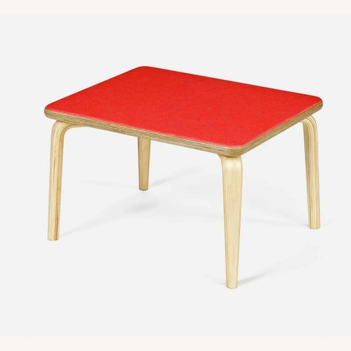 Used Modernica Fiberglass Demi Table for sale on AptDeco