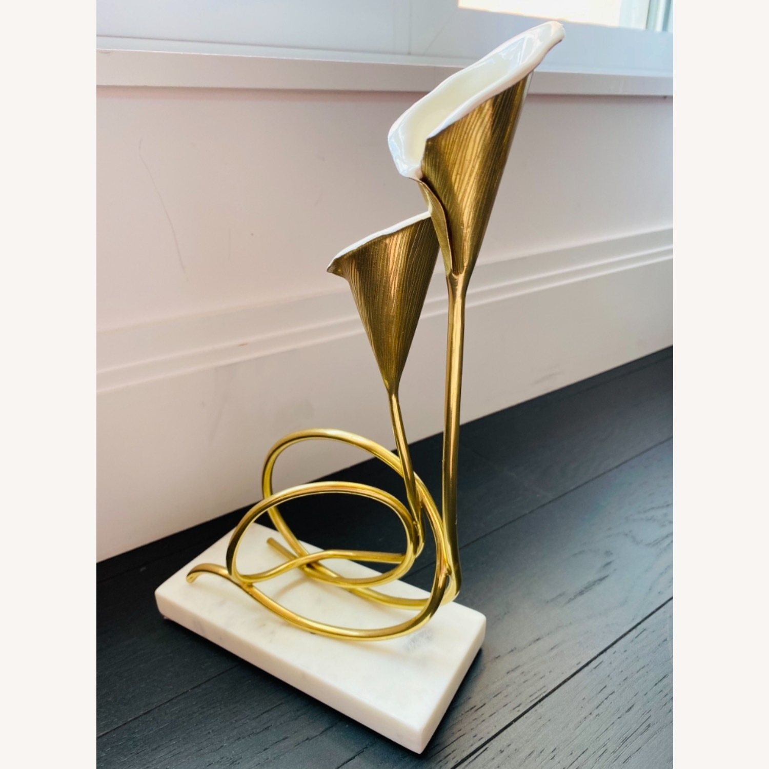 Michael Aram Calla Lilly candle holder - image-7