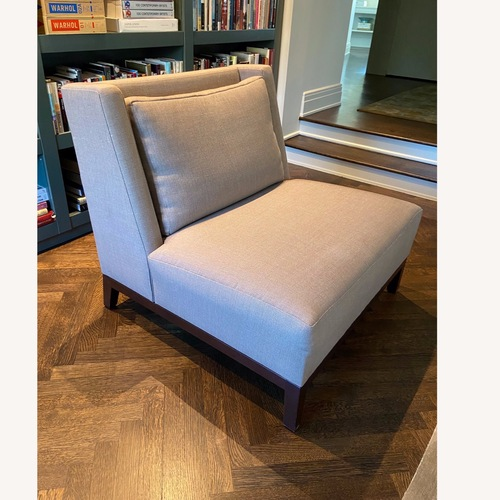 Used Christian Liaigre for Holly Hunt Lounge Chair for sale on AptDeco