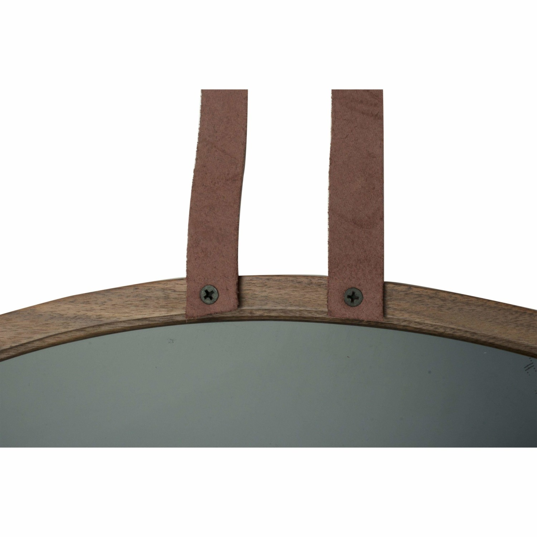 Organic Modernism Mira Round Mirror - image-3
