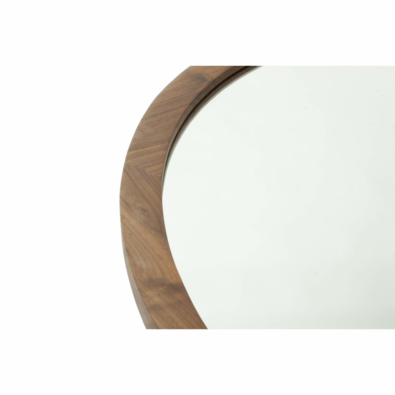 Organic Modernism Mira Round Mirror - image-2