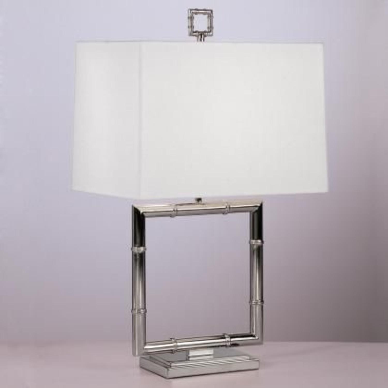 Jonathan Adler Meurice Square Lamp - image-1