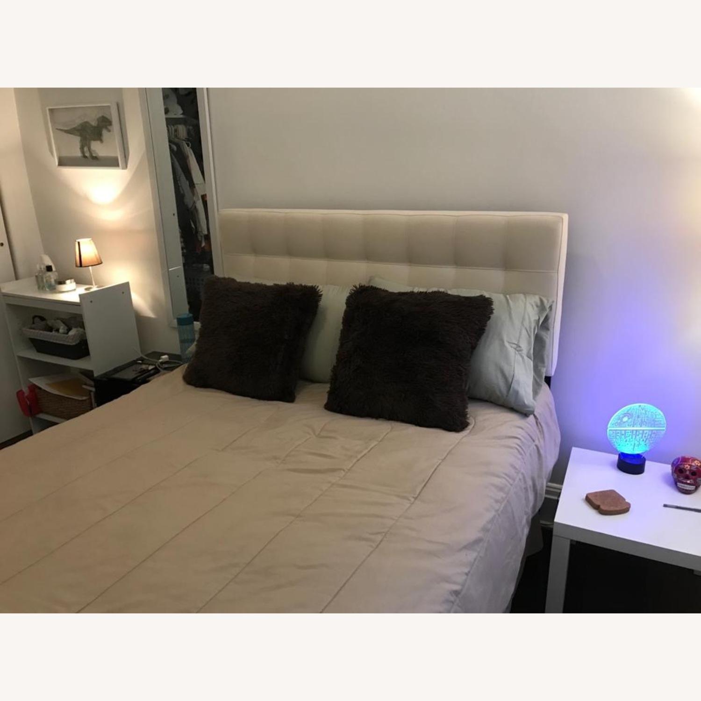 Sleepy's Full Size Bed - image-1