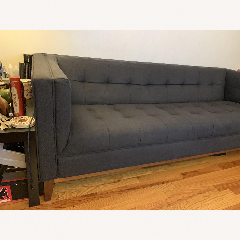 Gus Modern Atwell Sofa in Urban Tweed Ink - image-3