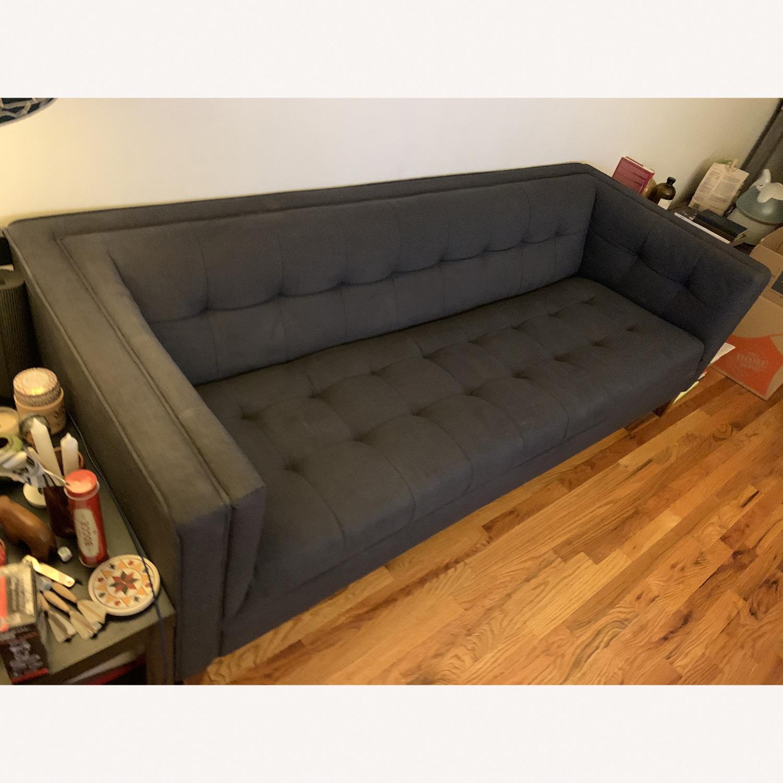 Gus Modern Atwell Sofa in Urban Tweed Ink - image-4