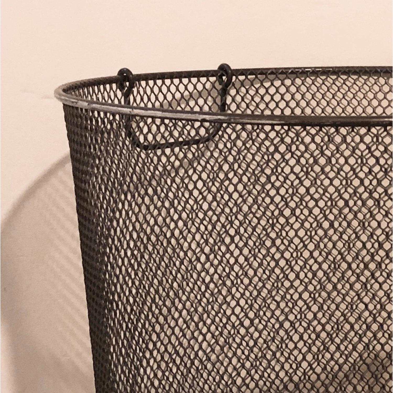 Container Store Industrial Mesh Hamper - image-3