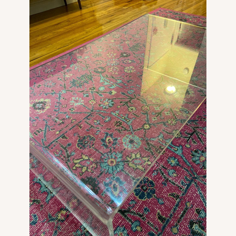 Hayneedle Acrylic Coffee Table - image-4