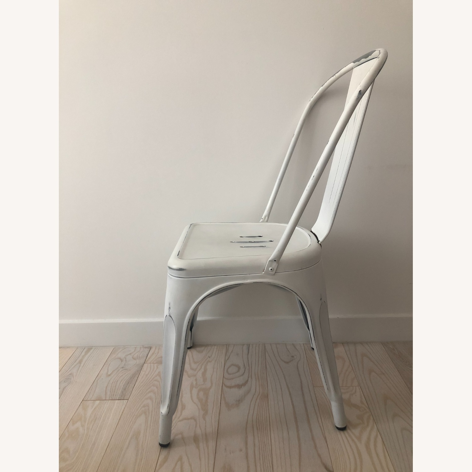 Industry West Marais A Side Chair Antique White - image-3