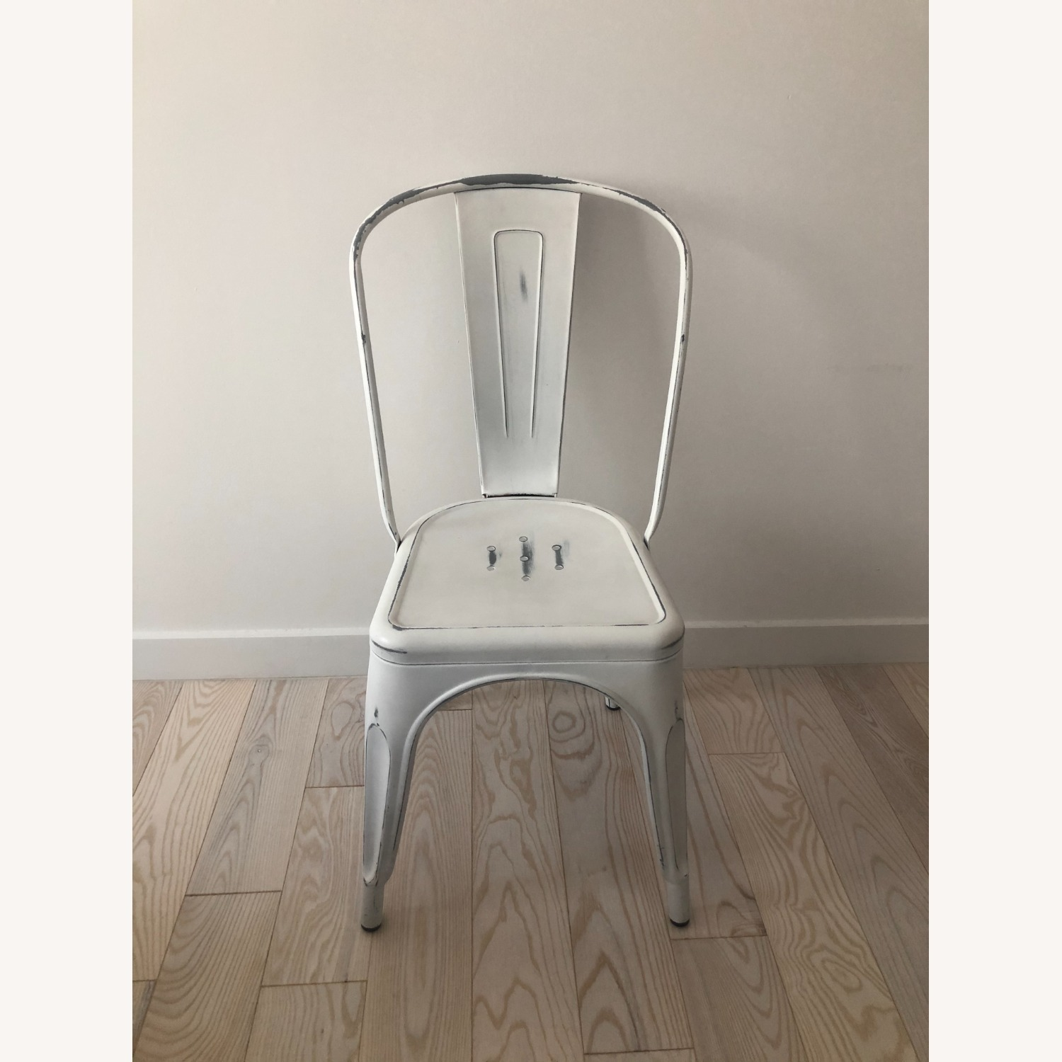 Industry West Marais A Side Chair Antique White - image-2