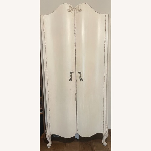 Used Huge Antique Domain Armoire for sale on AptDeco