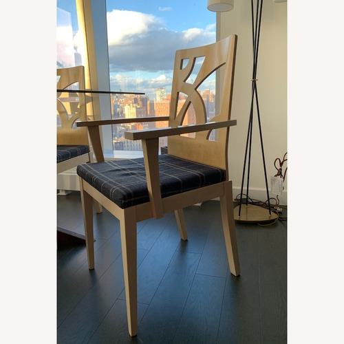 Used Nicole Miller Dining Chair Set for sale on AptDeco
