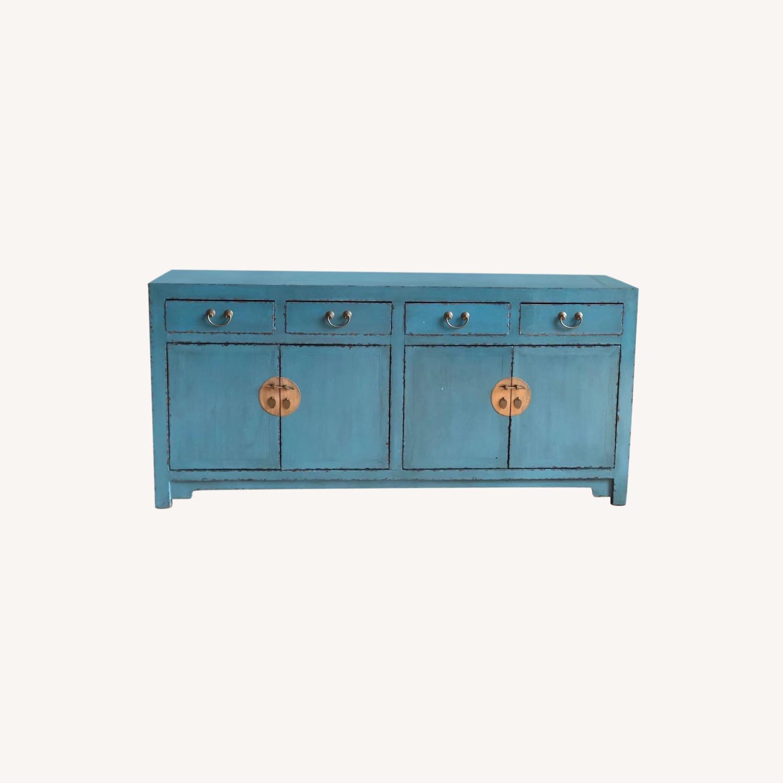 Oriental Antique Dresser Cabinet - image-0