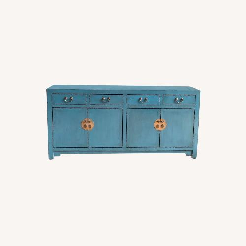 Used Oriental Antique Dresser Cabinet for sale on AptDeco