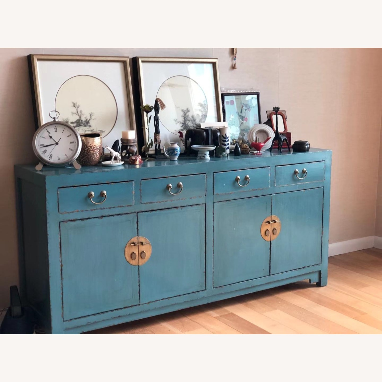 Oriental Antique Dresser Cabinet - image-1
