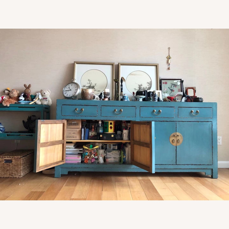 Oriental Antique Dresser Cabinet - image-2