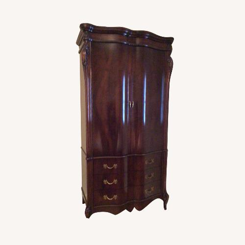 Used Italiana Divani Solid Armoire for sale on AptDeco