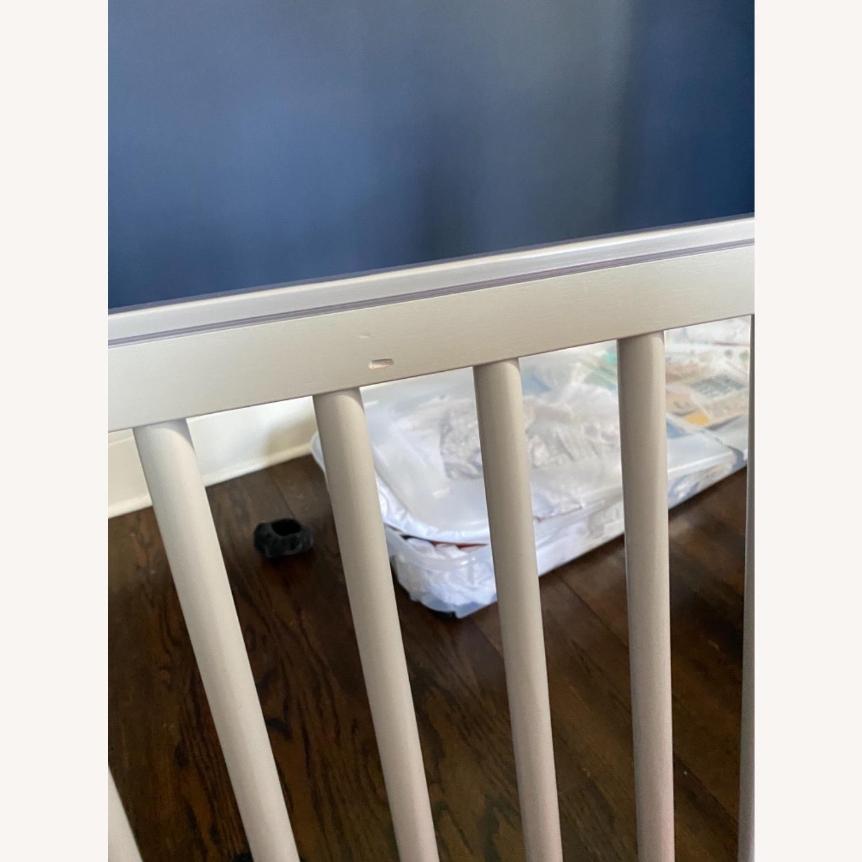 Pottery Barn Crib - image-1