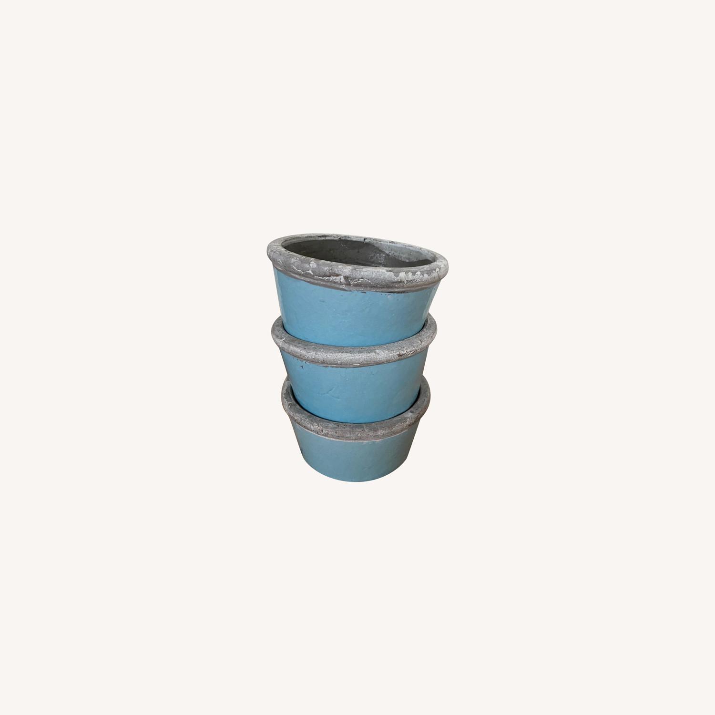 ABC Home Rustic Planter Pots - image-0