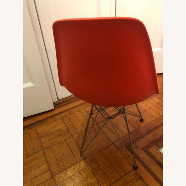 Eames Fiber Glass Molded Plastic Side Chair - image-2