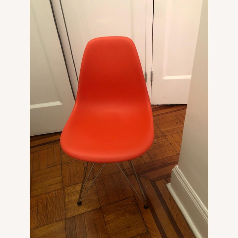 Eames Fiber Glass Molded Plastic Side Chair - image-1