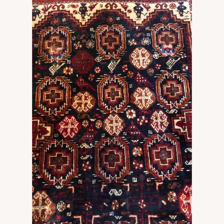 ABC Carpet and Home Handmade Vintage Wool Rug - image-4