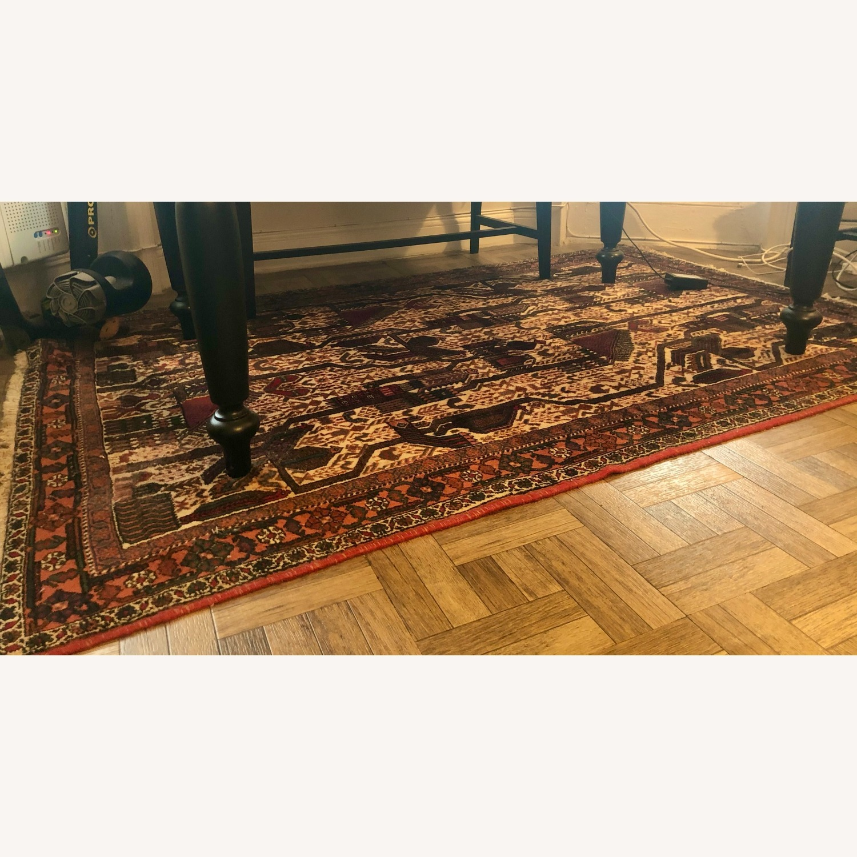 ABC Carpet and Home Handmade Vintage Wool Rug - image-2
