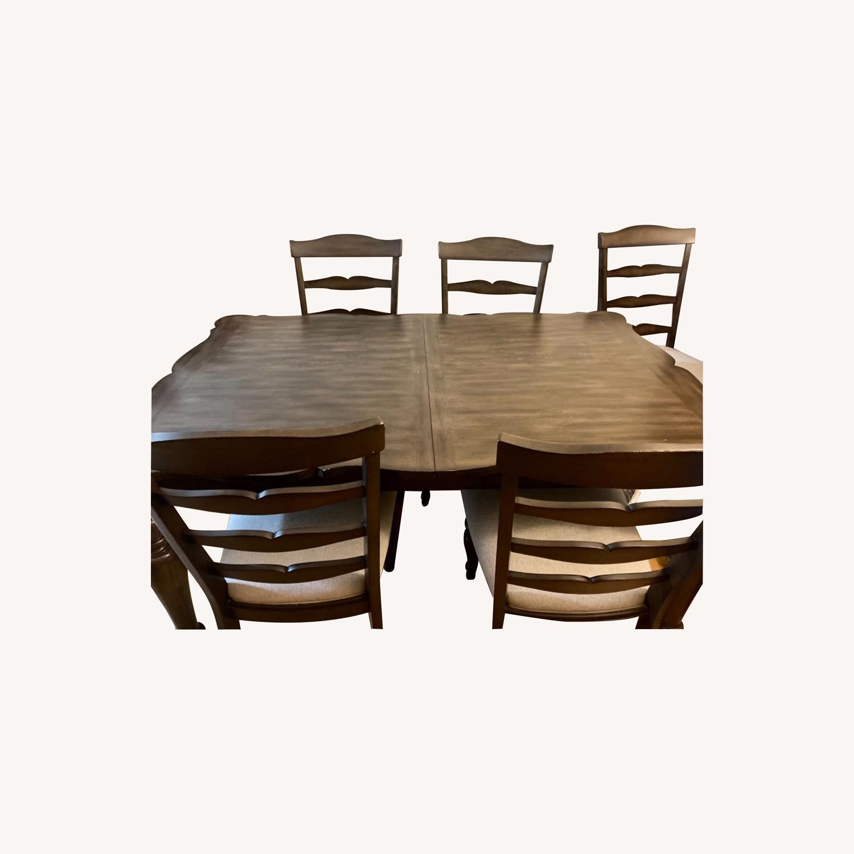 Macys Dining Table Set Aptdeco