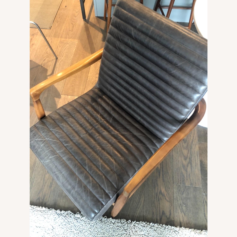 Room & Board Callan Leather Chair - image-1