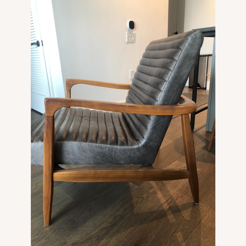 Room & Board Callan Leather Chair - image-3