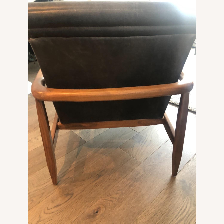 Room & Board Callan Leather Chair - image-5