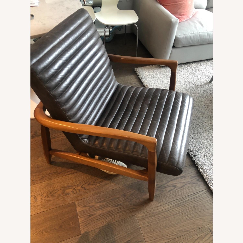 Room & Board Callan Leather Chair - image-2