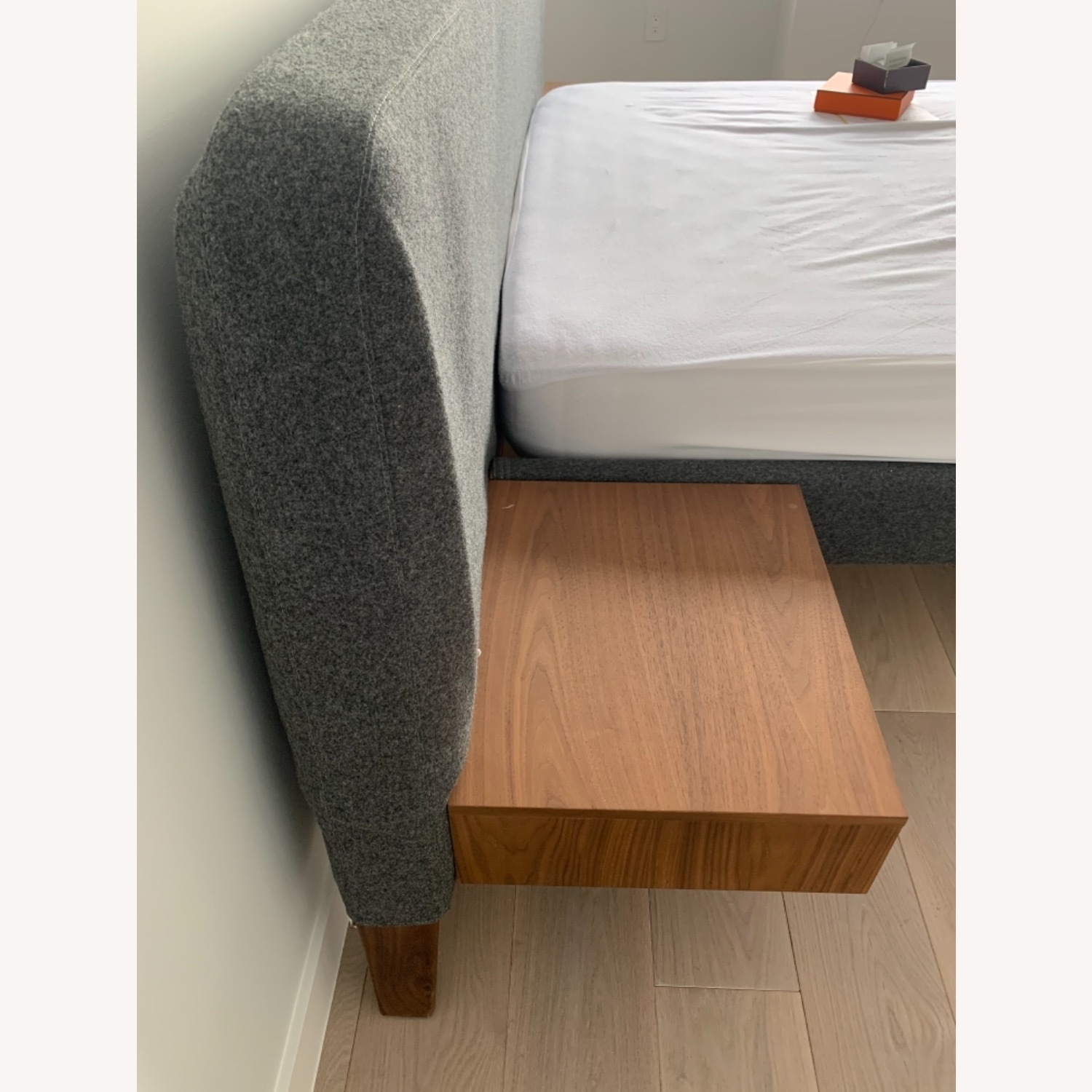 Design Within Reach Wide Parallel Queen Bed - image-17
