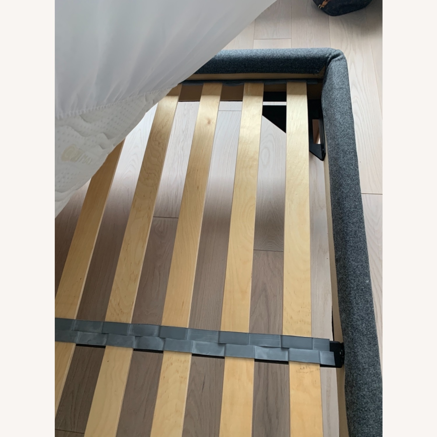 Design Within Reach Wide Parallel Queen Bed - image-12