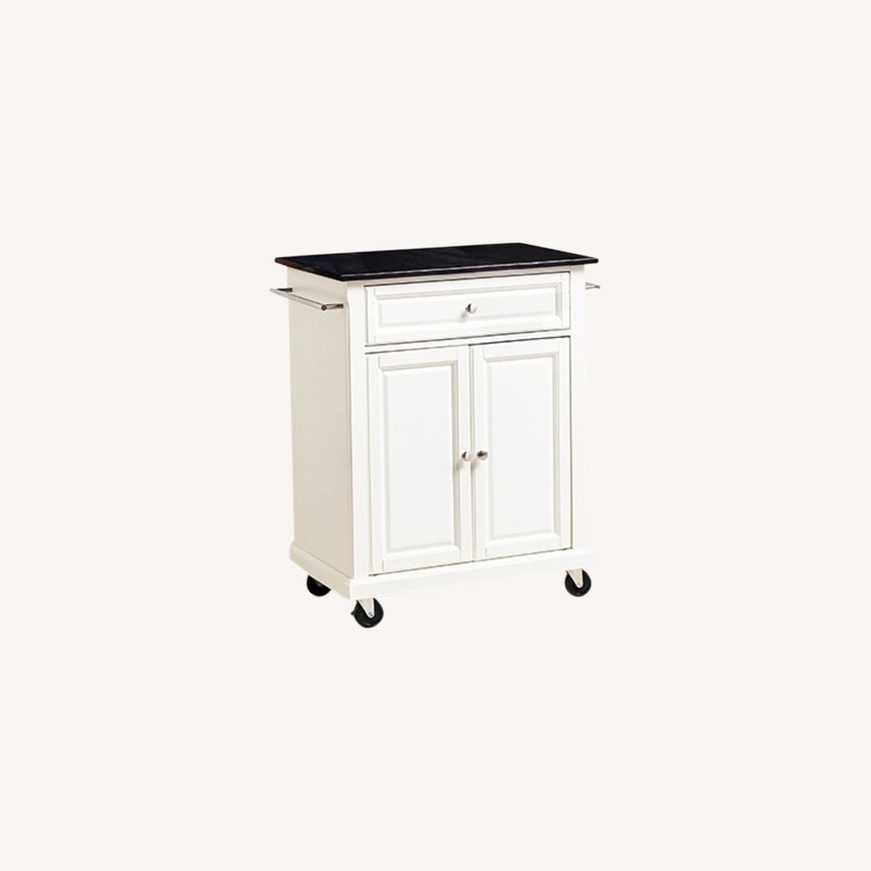 Crosley Lory Kitchen Cart - image-0