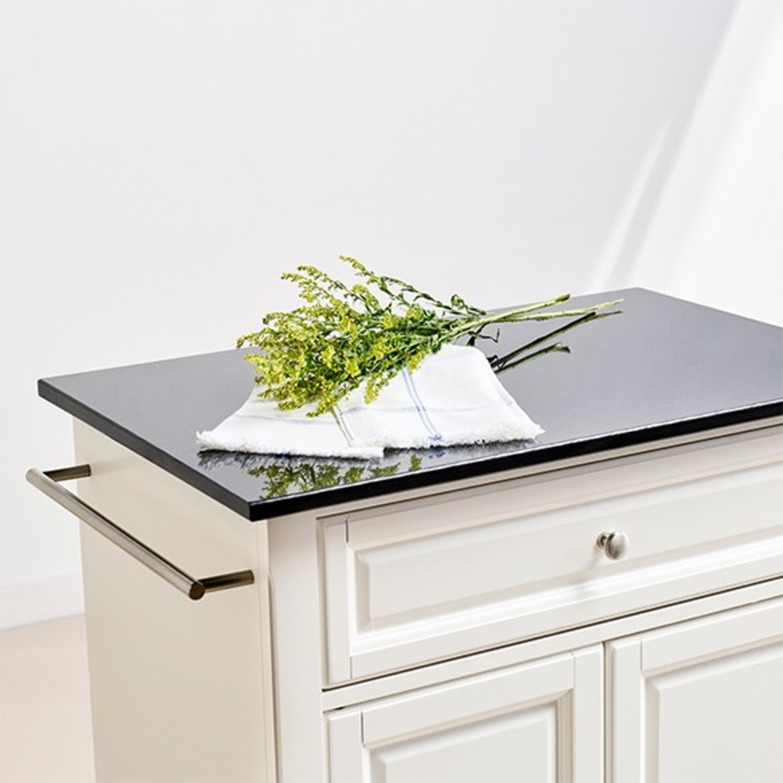 Crosley Lory Kitchen Cart - image-1