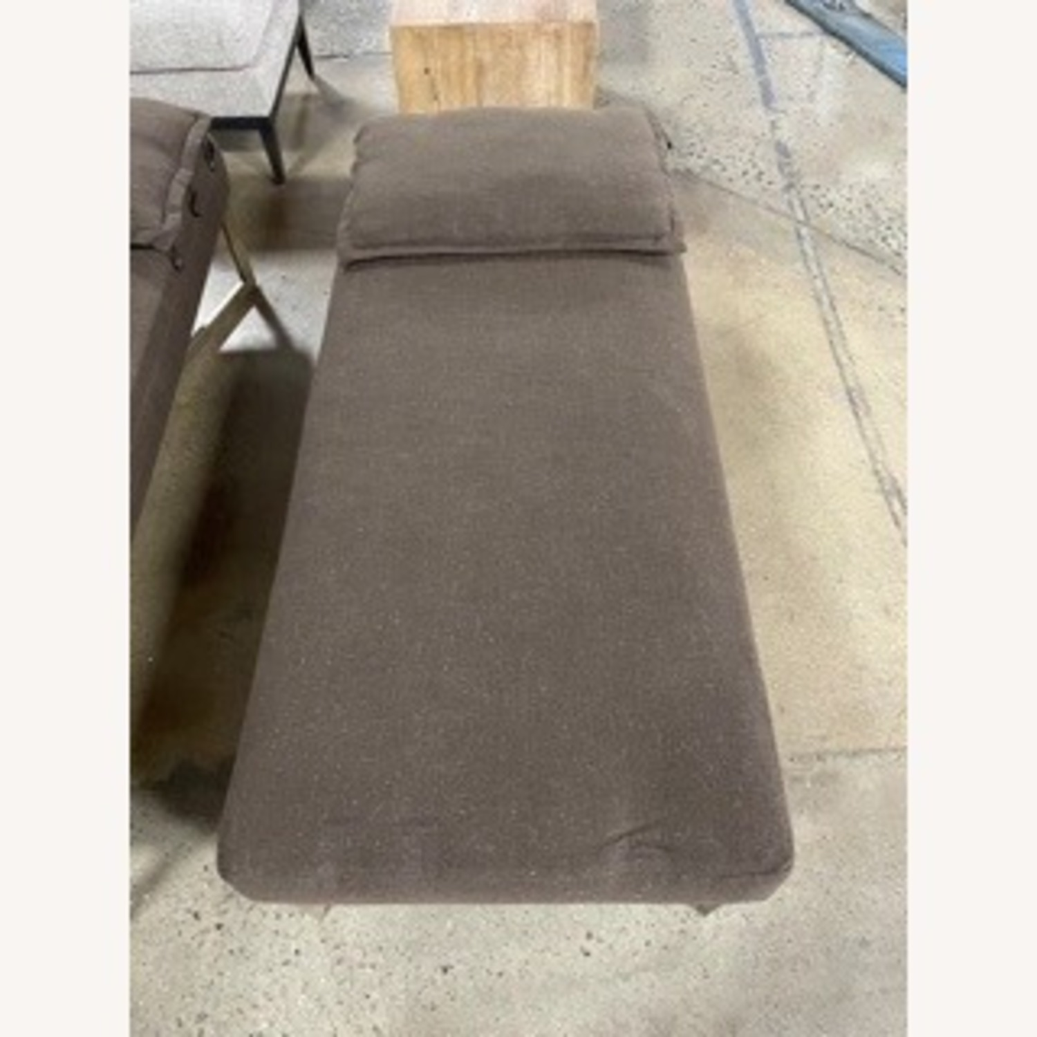 Brown Contemporary Day Bed - image-2