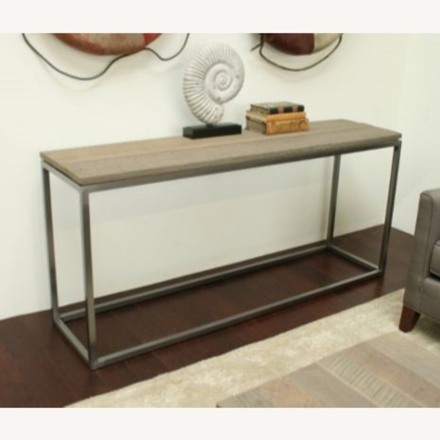 Mitchell Gold Graydon Console Table - image-1
