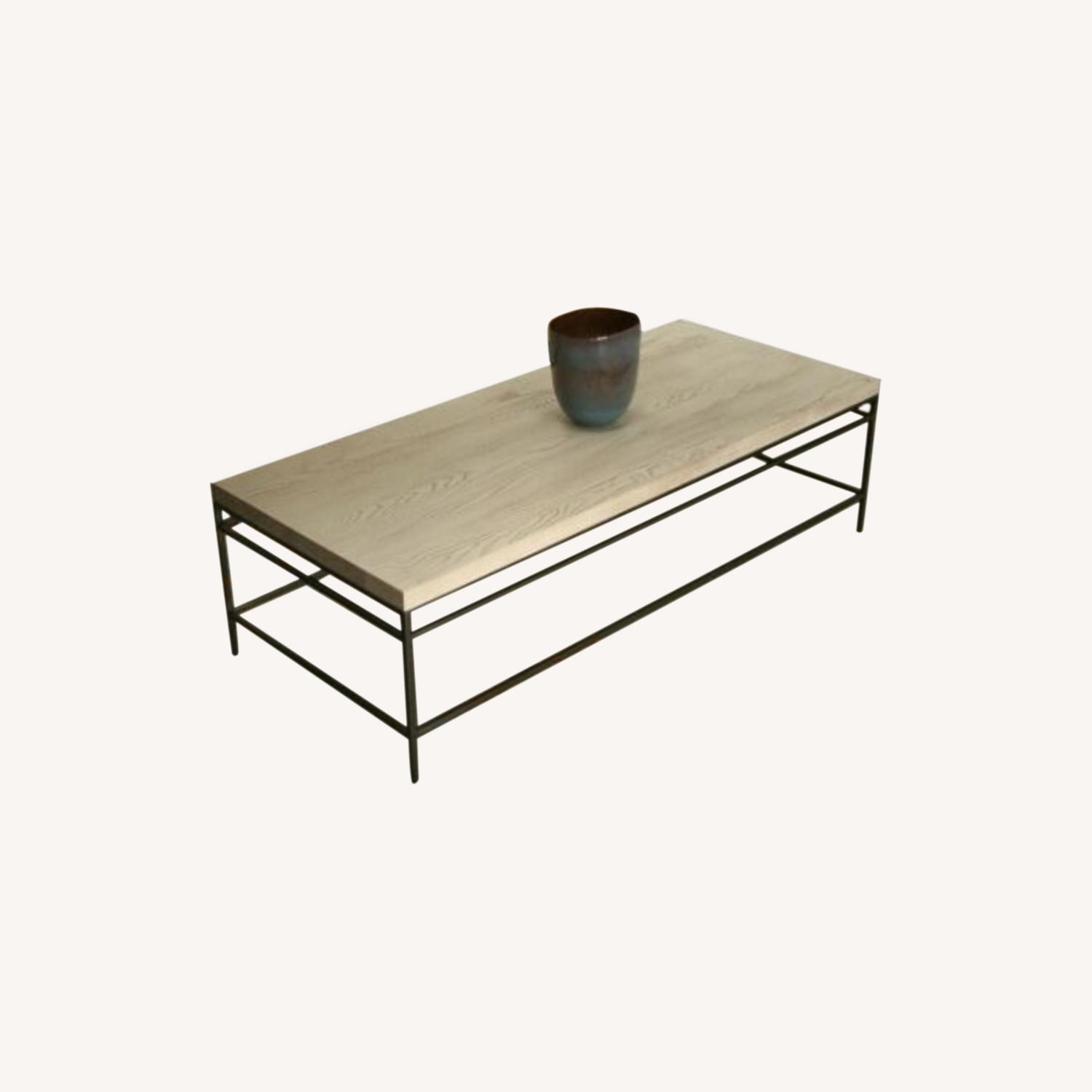 Mitchell Gold Decker 56 Cocktail Table - image-0