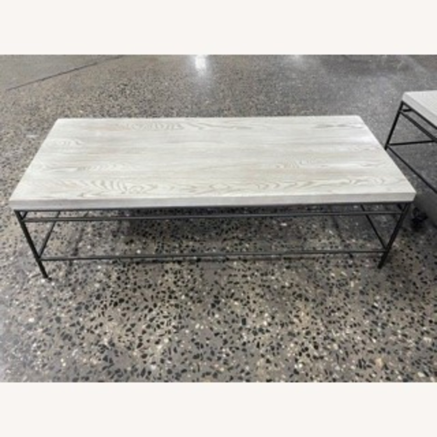 Mitchell Gold Decker 56 Cocktail Table - image-2