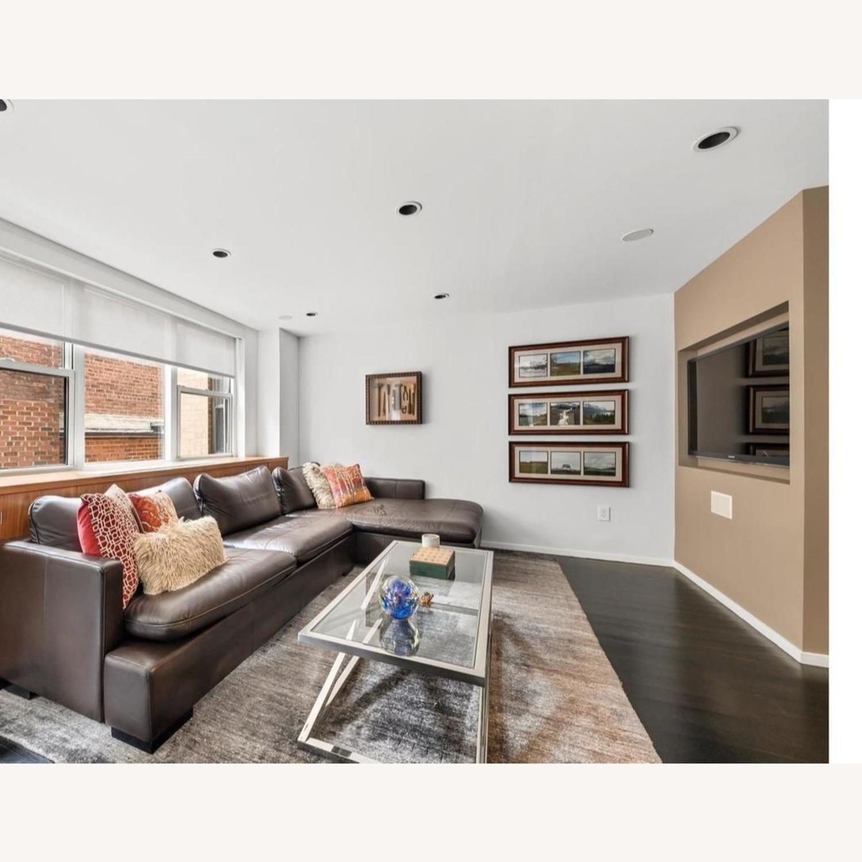 ABC Carpet & Home Ivory/Grey Wool Rug - image-2