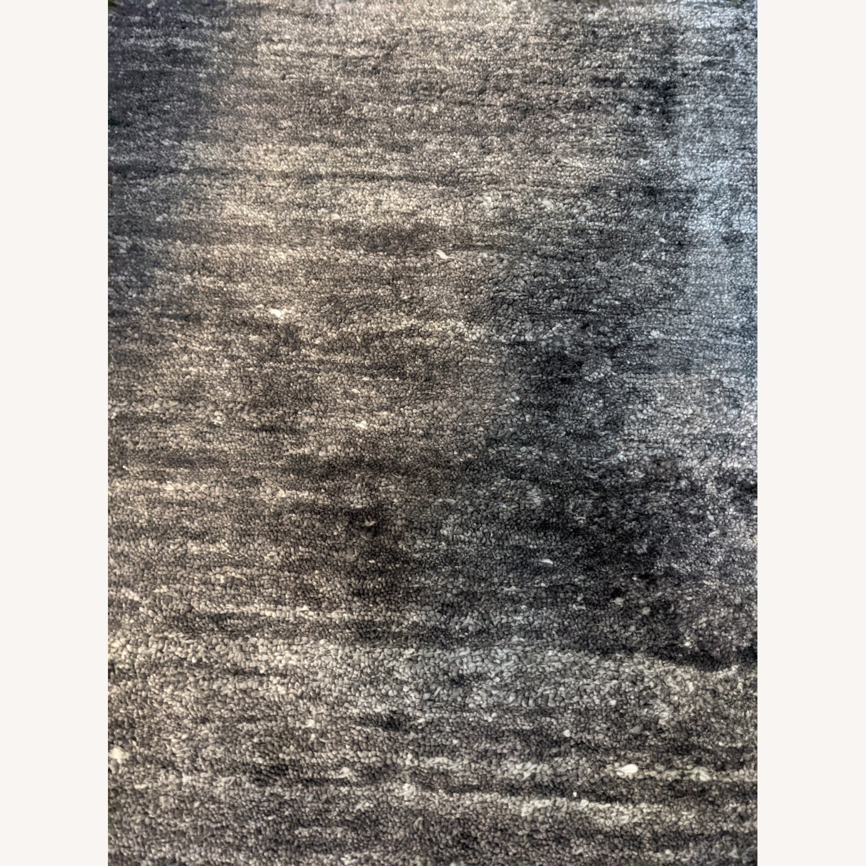 ABC Carpet & Home Ivory/Grey Wool Rug - image-10
