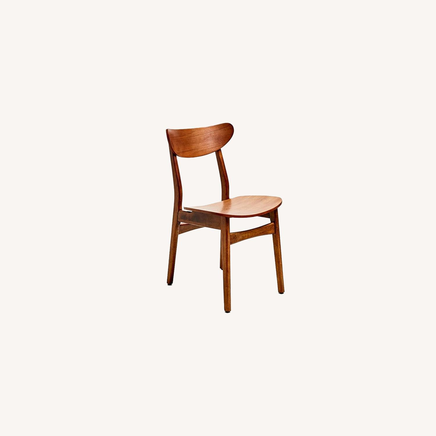 Wood Dining Chair - image-0