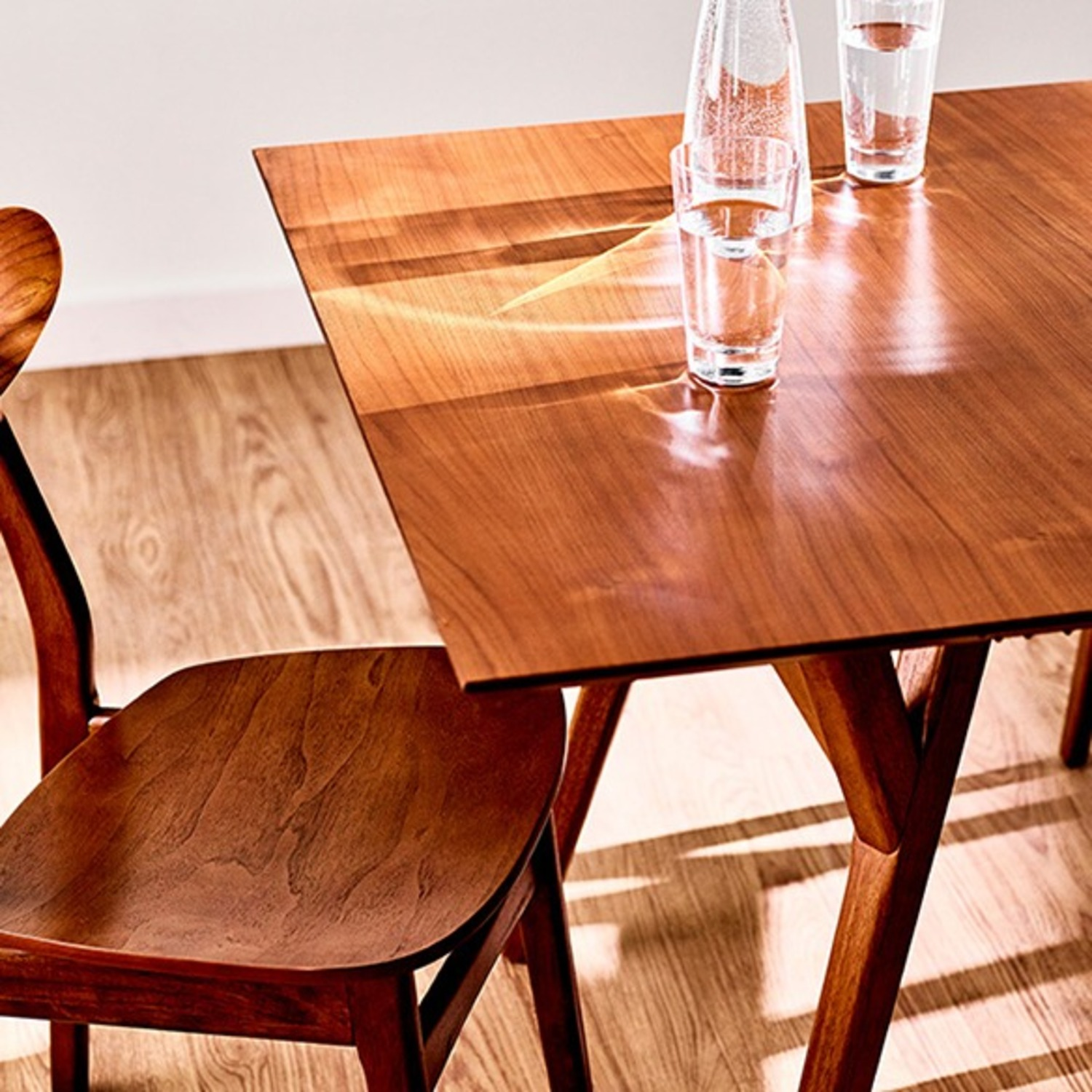 Wood Dining Chair - image-1