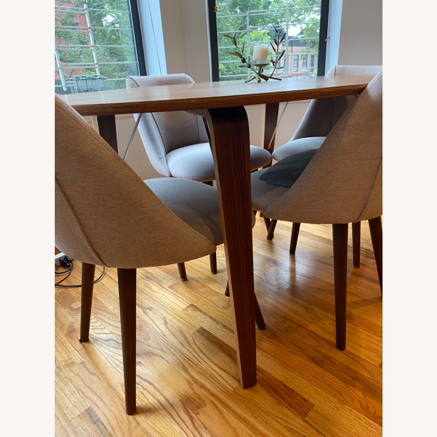 France and Son Mid Century Norman Dining Table - image-3